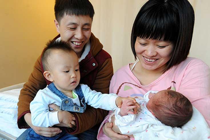 তিন সন্তান নেয়া যাবে চীনে