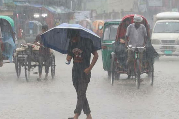 চট্টগ্রামে ১২৬ মিলিমিটার বৃষ্টি, দুর্ভোগ