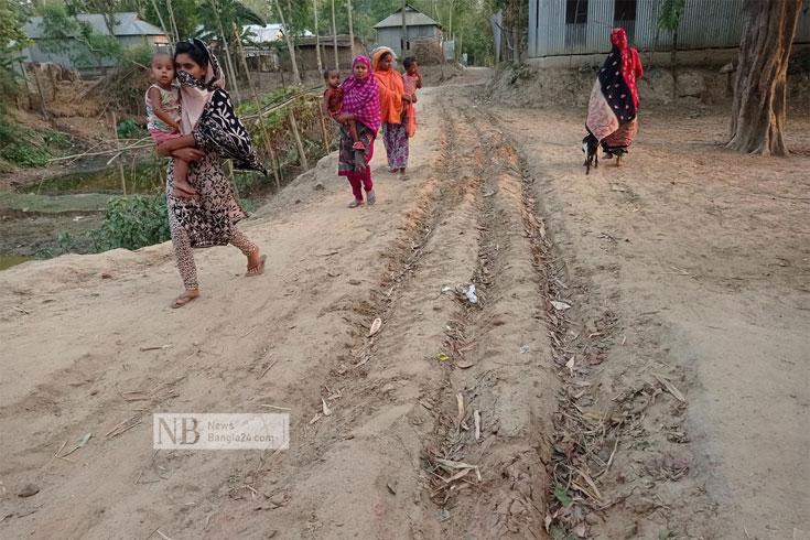 গ্রামের উন্নয়নে ৪১ হাজার কোটি টাকা