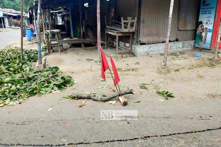 করোনা:গোপালগঞ্জের ৩ ইউনিয়নে লকডাউন বাড়ল