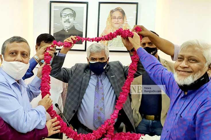 'রাজস্ব আদায়ে সরকারকে সহযোগিতা করতে হবে'