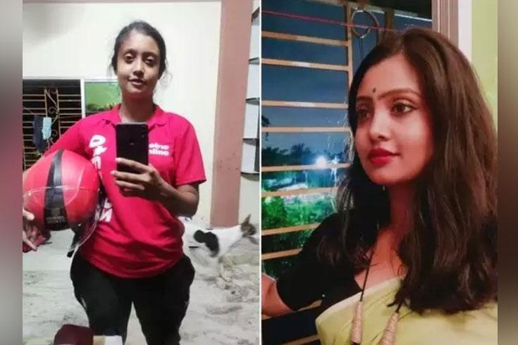 কলকাতার 'জোমাটো গার্ল' সংগীতা