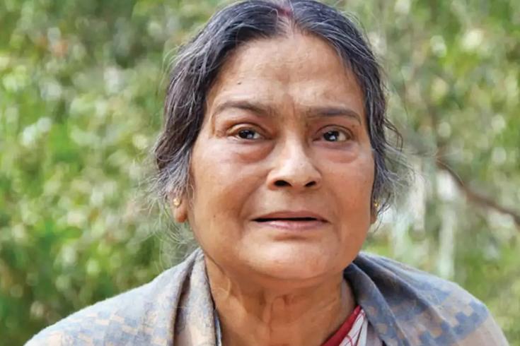চলে গেলেন সত্যজিৎ রায়ের 'বিমলা'
