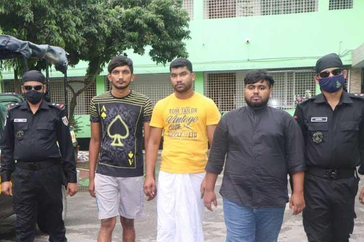 মিরপুর থেকে 'অপুর দল'-এর ৩ সদস্য গ্রেপ্তার