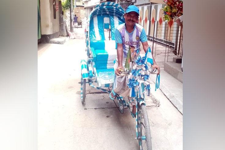 কোপায় জিতবে আর্জেন্টিনা, আশা 'তাহের মেসি'র