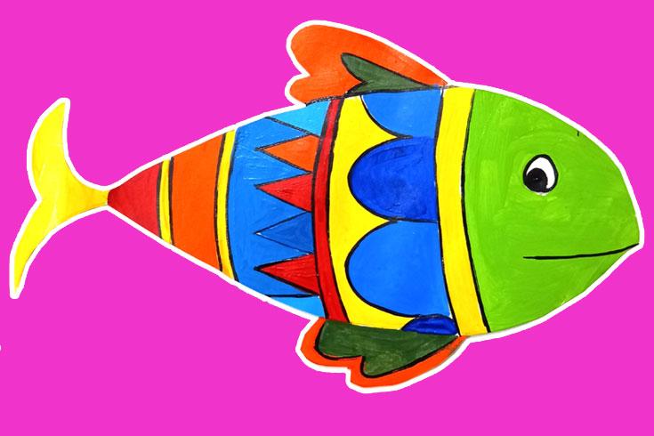 সানজিদার রঙিন মাছ