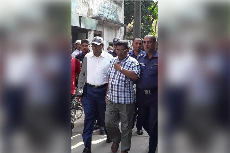 ঘুষ নেয়ায় সাব রেজিস্ট্রার অফিসের কর্মচারী বরখাস্ত