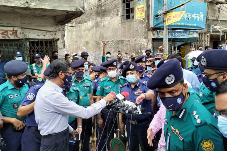 মগবাজার বিস্ফোরণ: তদন্তে থাকছেন বোমা বিশেষজ্ঞও