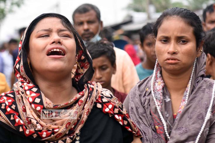 রূপগঞ্জ দুর্ঘটনায় দায়ীদের ছাড় নয়: কাদের