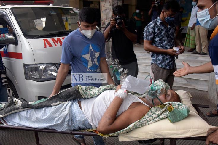 কুমিল্লায় এক দিনে ১০ মৃত্যু, শনাক্তের হার ৪১.৭%