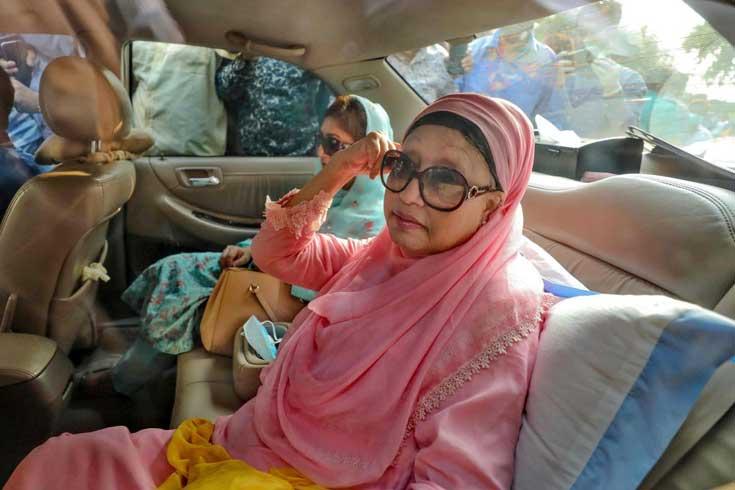 গ্যাটকো মামলা: খালেদার সম্পৃক্ততার কথা জানাল হাইকোর্ট