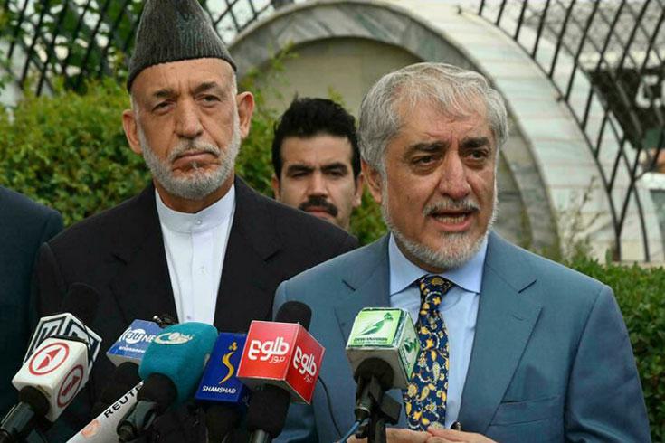 দোহায় বৈঠকে আফগান সরকার ও তালেবান