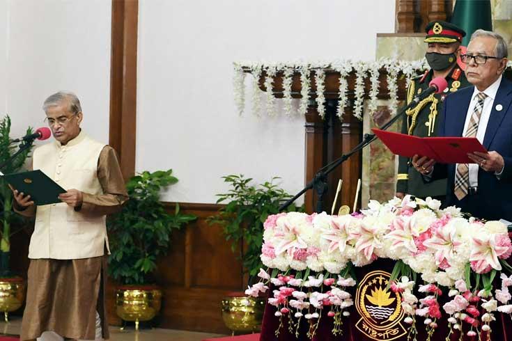 পরিকল্পনা প্রতিমন্ত্রীর দায়িত্ব পেলেন শামসুল আলম