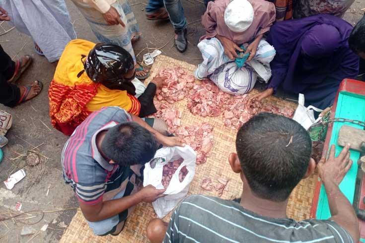 'টোকাইন্না মাংস বেইচ্চা ঘর ভাড়া দিমু'