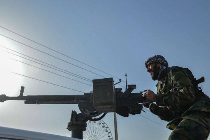 তিন শহরের দখল নিয়ে আফগান বাহিনী-তালেবানের যুদ্ধ