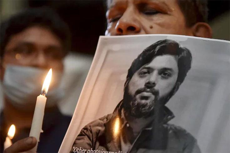 দানিশকে হত্যা করেছে তালেবান, দাবি আফগান কর্মকর্তার