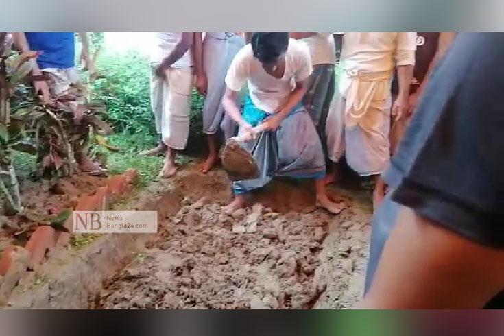 ফটিকছড়ি নয়, বাবুনগরীর শেষ শয্যা হাটহাজারীতেই