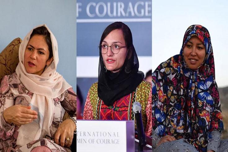তালেবানের বিরুদ্ধে রণক্ষেত্রে যে আফগান নারীরা