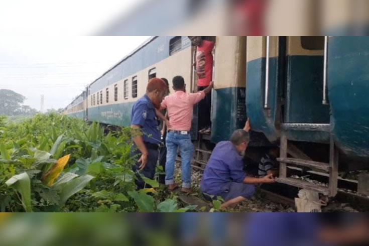 ময়মনসিংহে ট্রেন চলাচল স্বাভাবিক