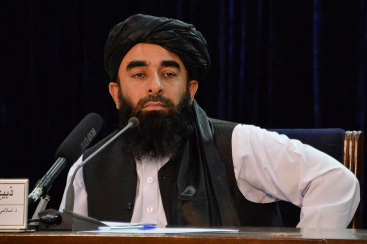 আফগানিস্তানে বিমান হামলার আগে অনুমতি নিতে হবে: তালেবান