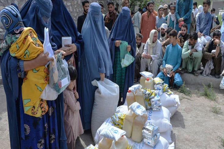 আফগানিস্তানে তীব্র খাদ্য সংকটের সতর্কতা জাতিসংঘের