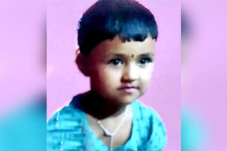 'কানের দুলের জন্য' শিশু হত্যা, ভাড়াটিয়া গ্রেপ্তার