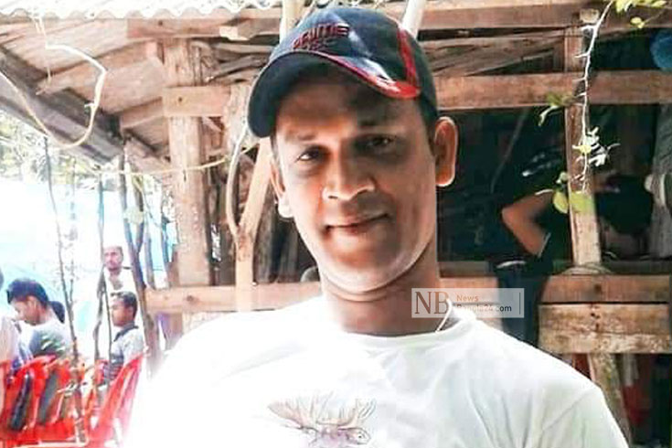 ট্রাকচাপায় জেলা ক্রিকেট দলের সাবেক অধিনায়ক নিহত