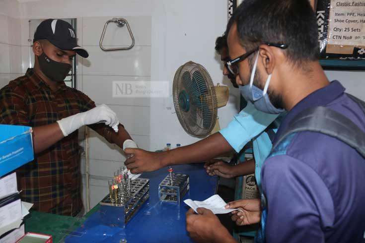 ডোপ টেস্টে শিক্ষার্থীরা 'নাজেহাল'