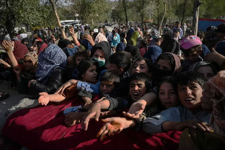 ১১০ কোটি ডলার অনুদান পেতে পারে আফগানিস্তান