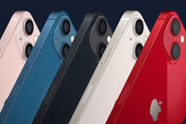 পুরোনো ডিজাইনে নতুন আইফোন ১৩ উন্মোচন