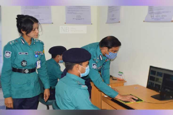 আরএমপির সাইবার ক্রাইম ইউনিটে মিলছে সুফল