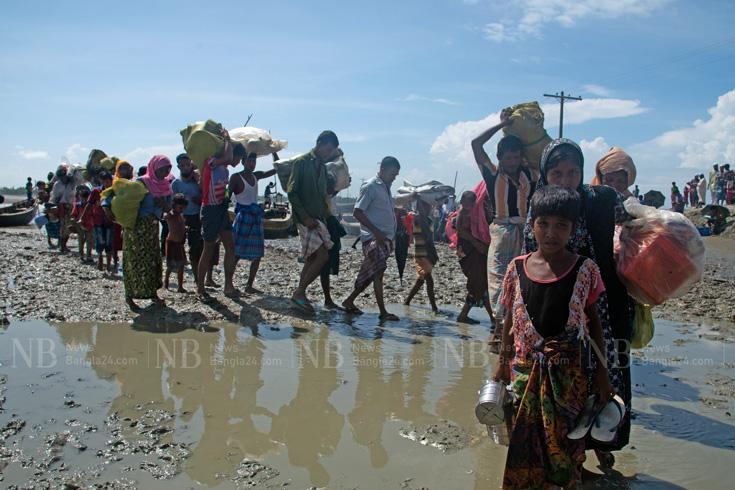 রোহিঙ্গাদের দায় শুধু বাংলাদেশের নয়: জাতিসংঘ