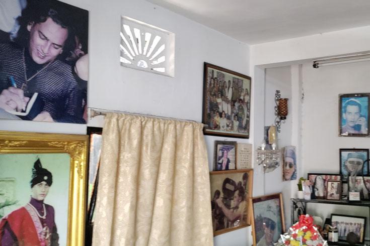 আজও তিনি বাংলা চলচ্চিত্রের নন্দিত মুখ