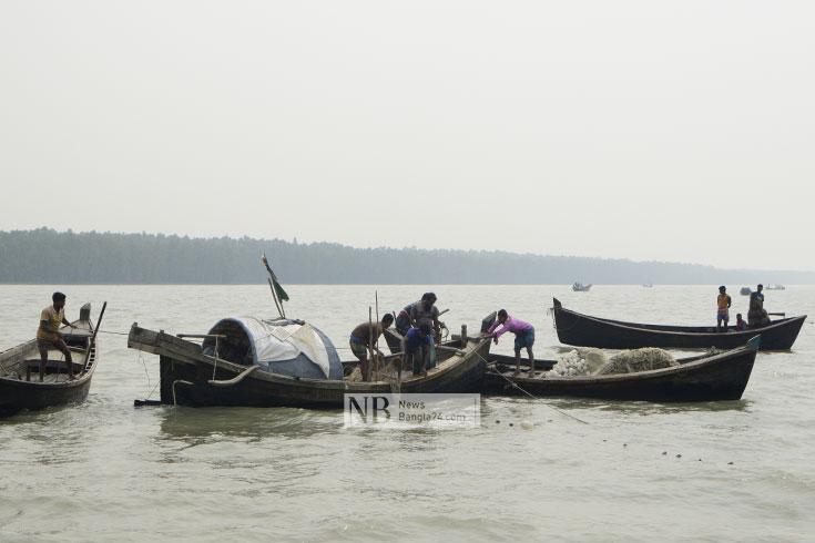 সাগরে মাছ শিকারে নিষেধাজ্ঞায় ভারতকে পাশে চায় বাংলাদেশ