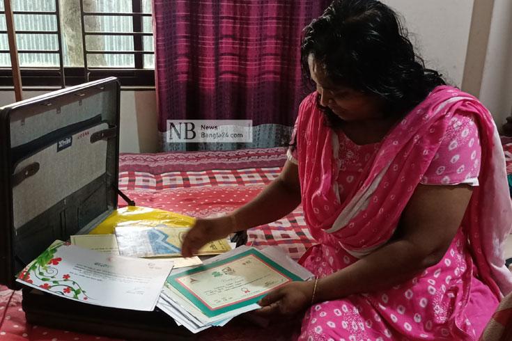 একমাত্র সন্তান হারিয়ে পাগলপ্রায় রোদেলার মা-বাবা