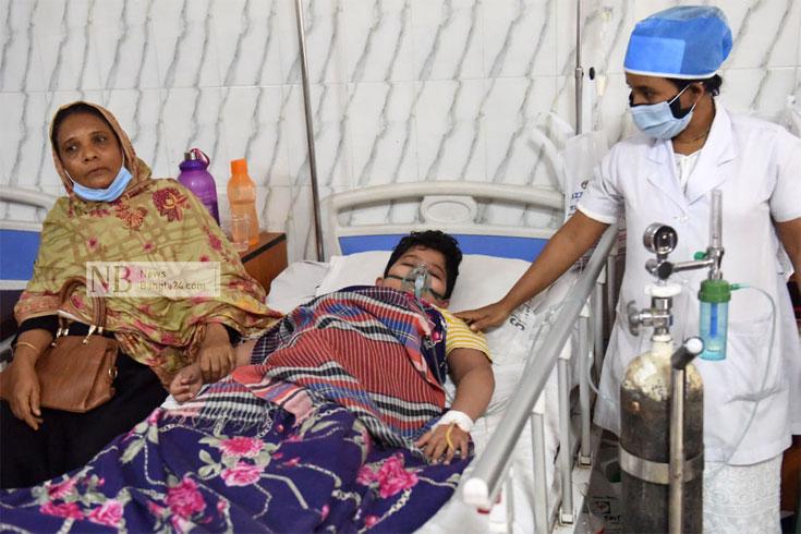 ডেঙ্গু নিয়ে হাসপাতালে আরও ২৫৪ রোগী