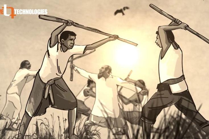অ্যানিমেশনে 'পদ্মাপুরাণ' সিনেমার টিজার