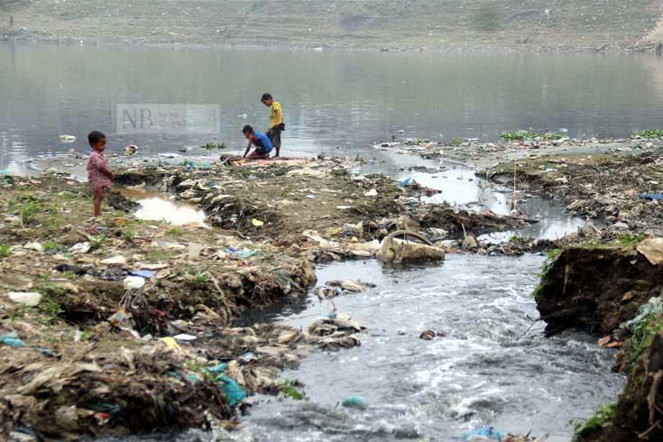 দূষিত সমাজব্যবস্থার কারণে নদী দখল: নৌপরিবহন প্রতিমন্ত্রী