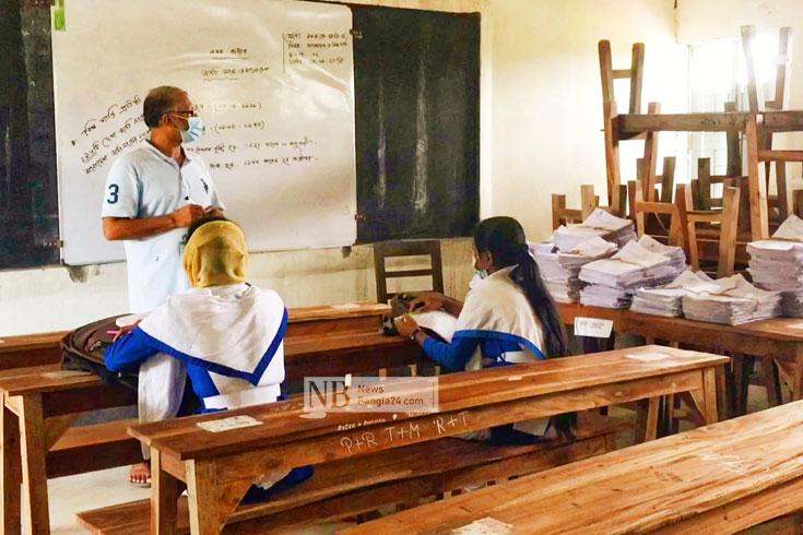 কুষ্টিয়ায় একই স্কুলের ২ শিক্ষার্থীর করোনা
