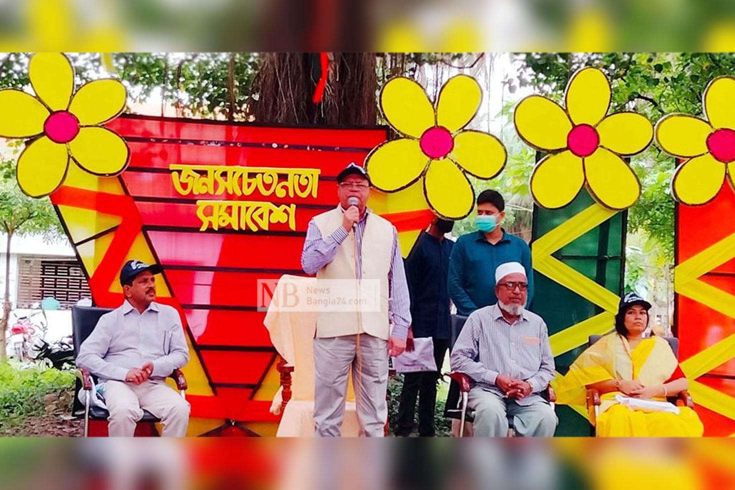 প্রতিমন্ত্রীর জমি নিবন্ধনে 'ঘুষ': 'ভুল বোঝাবুঝি' দাবি