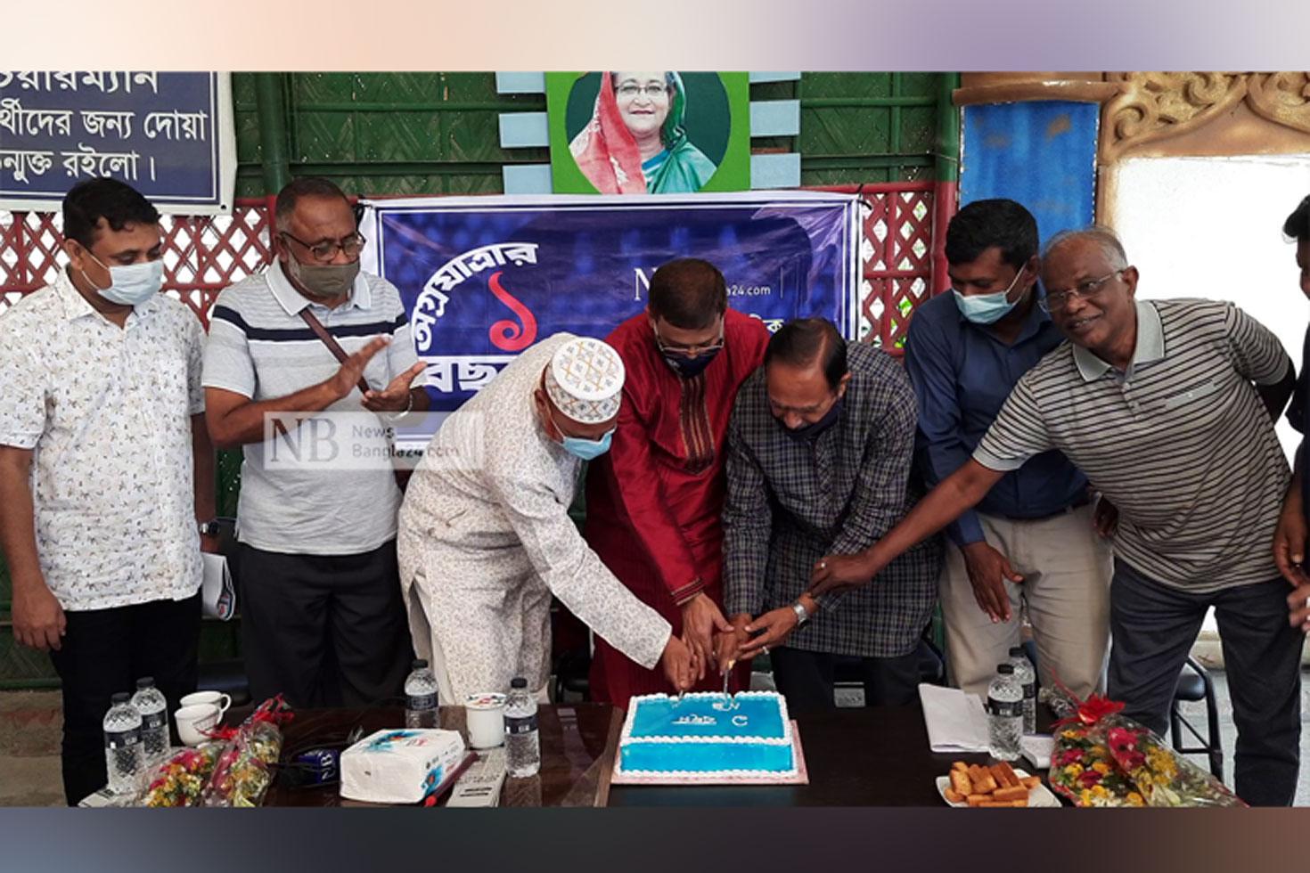অনুসন্ধানী সাংবাদিকতায় অনন্য নিউজবাংলা: কুষ্টিয়ায় বিশিষ্টজনরা
