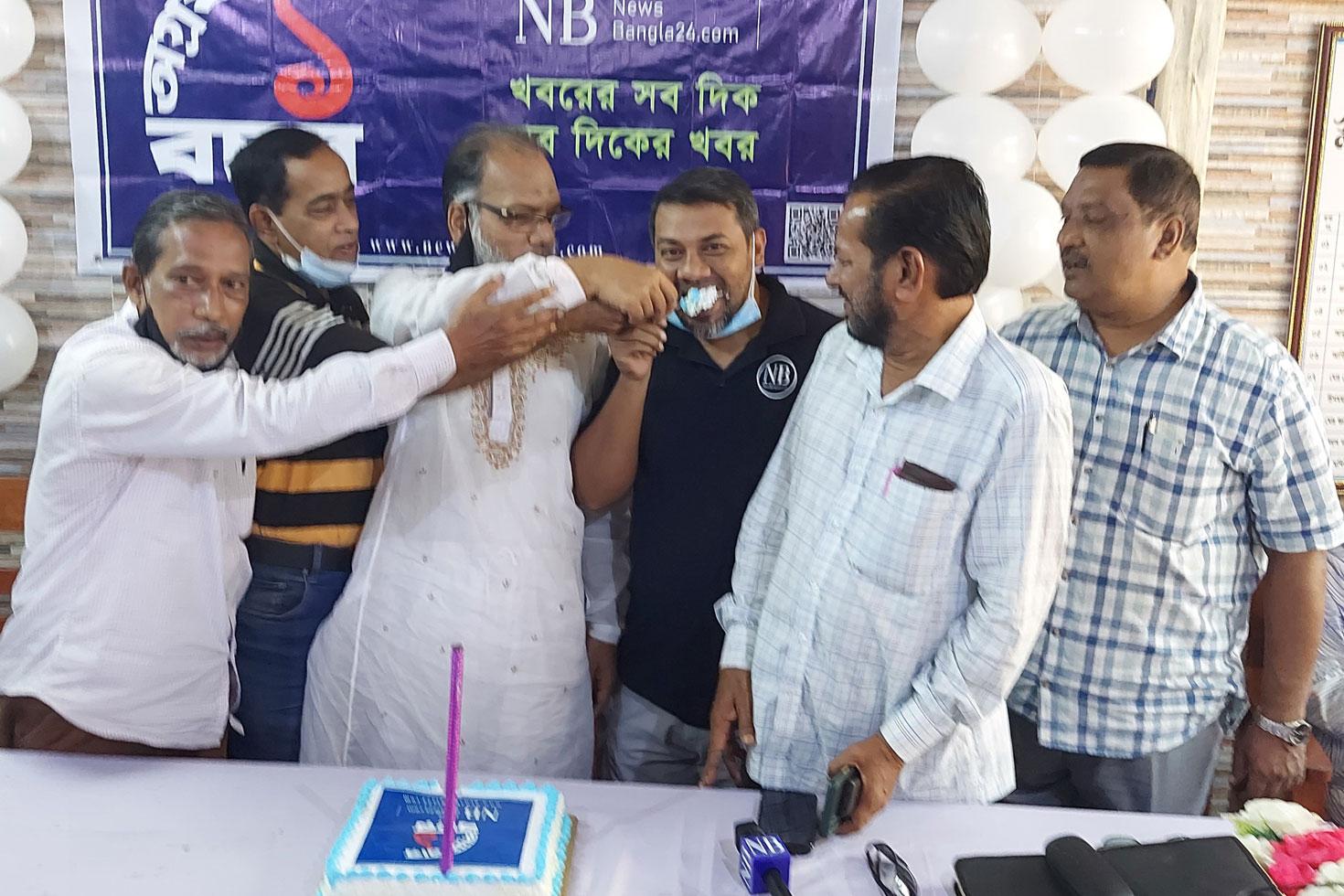 'সাংবাদিকতার অবক্ষয় রোধ করবে নিউজবাংলা'
