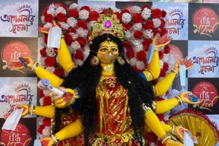 দুর্গাপূজার ভার্চুয়াল উদ্বোধন চান মমতা