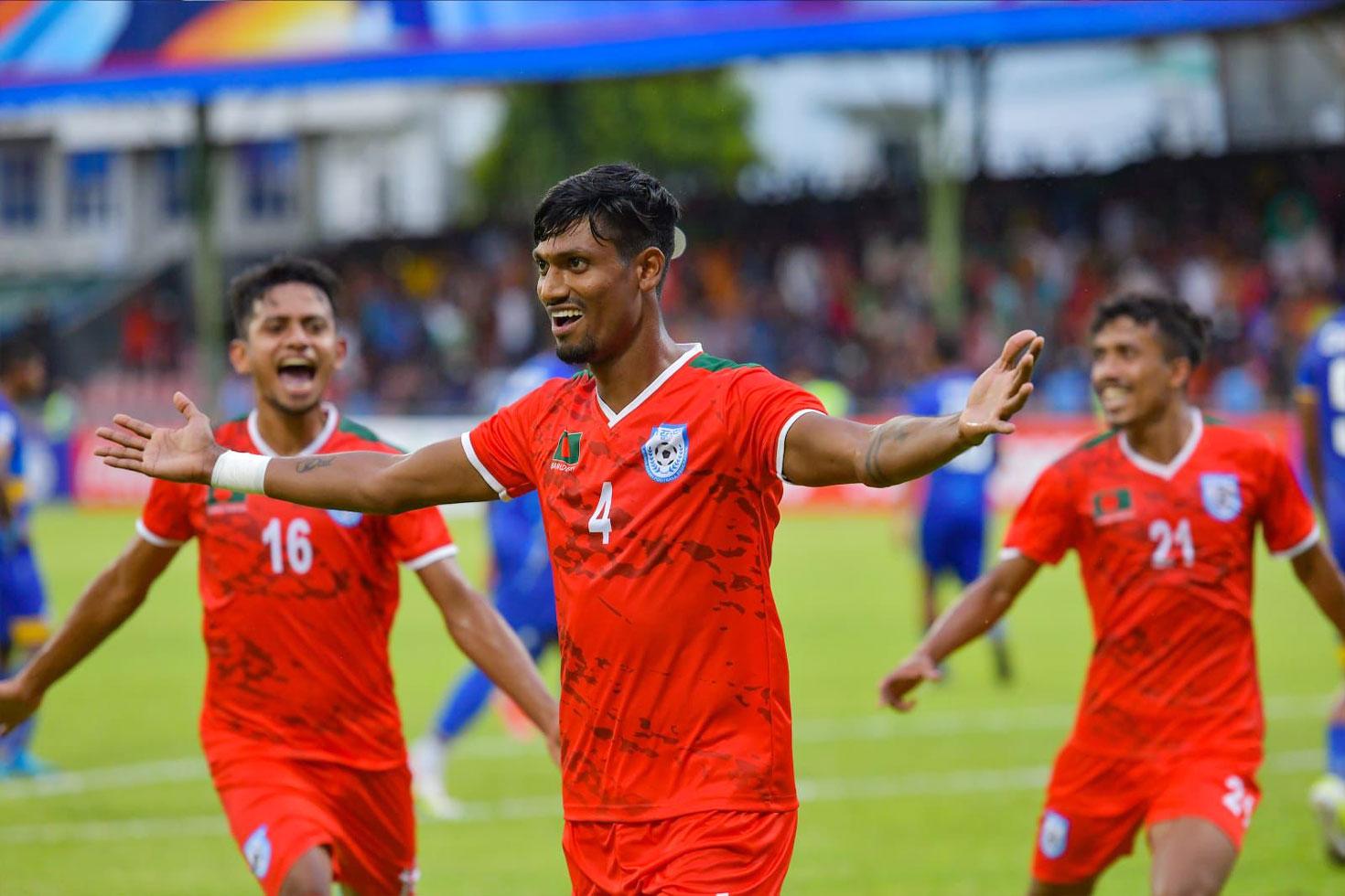 সাফ নয়, বিশ্বকাপ বাছাইয়ের গোলটিকে সেরা মানছেন তপু