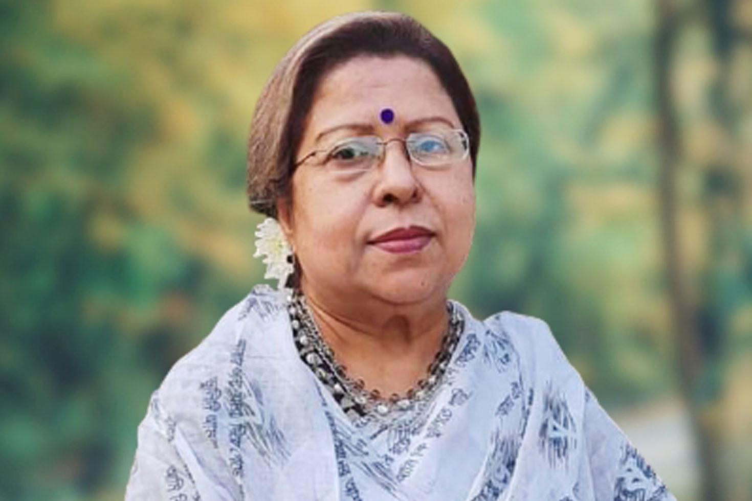 সিরাজগঞ্জ-৬ আসনে নৌকা পেলেন কবিতা