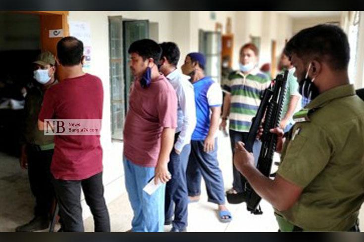 উপনির্বাচনের ভোট হচ্ছে চট্টগ্রাম সিটির চকবাজারে