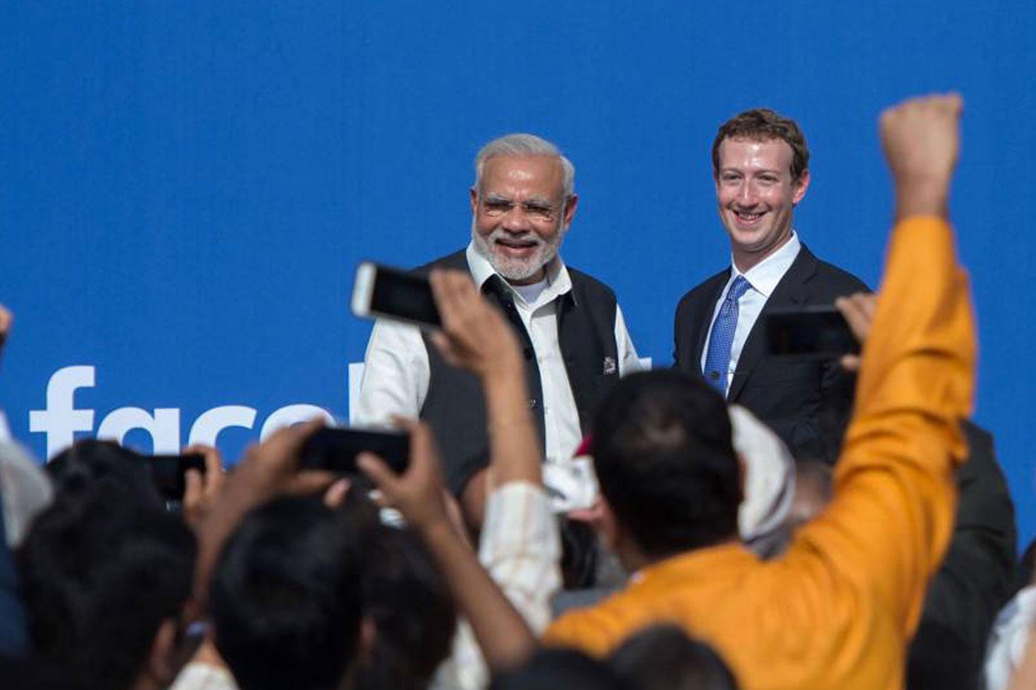ভারতে 'মুসলিম বিদ্বেষ' চেপে গেছে ফেসবুক