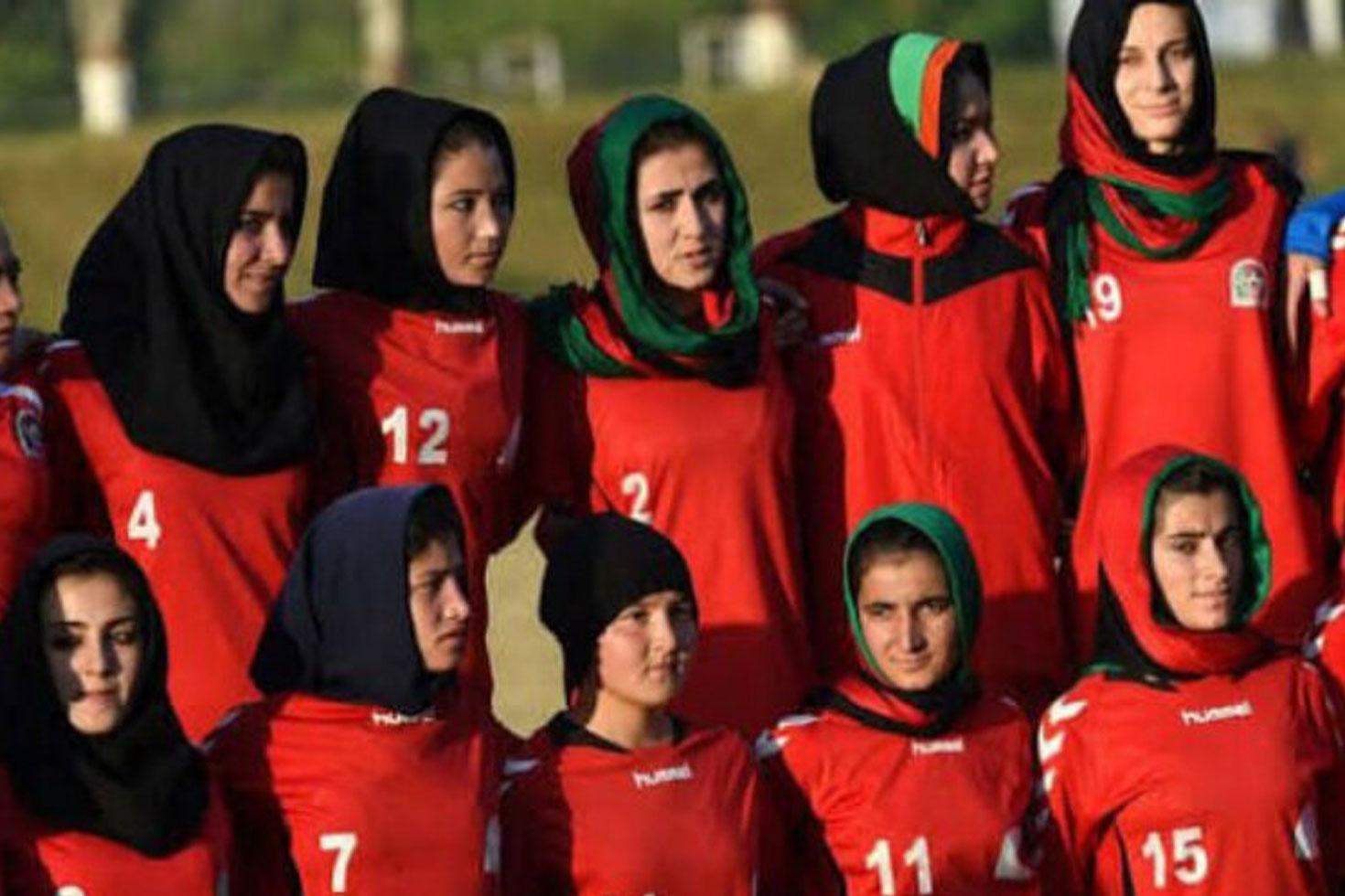 যুক্তরাজ্যে থাকতে পারবে আফগান মেয়ে ফুটবল দল