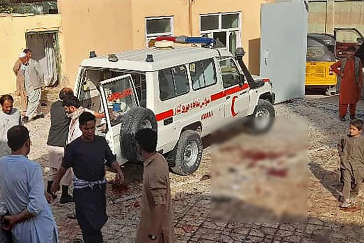 আফগানিস্তানে জুমার নামাজে বোমা হামলা, নিহত অর্ধশতাধিক
