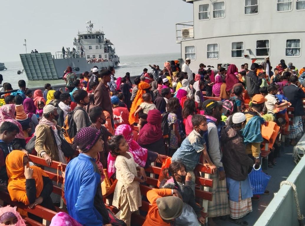 রোহিঙ্গাদের ভবিষ্যৎ মিয়ানমারেই: জাতিসংঘ
